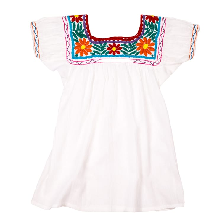 Hand Embroidered Mexican Classic